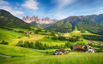 Te góry zostały wpisane na listę UNESCO. Spędź tu aktywne wakacje!