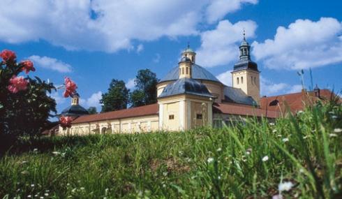 Kompleks klasztorny w Stoczku