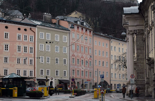Starówka Salzburga. Fot.: Jarosław Tondos/TravelFocus.pl