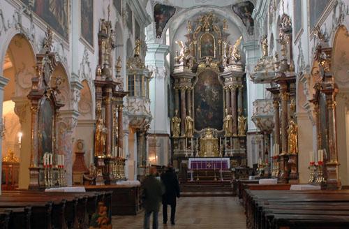 W Salzburgu znajduje się kilkadziesiąt kościołów. Fot.: Jarosław Tondos/TravelFocus.pl