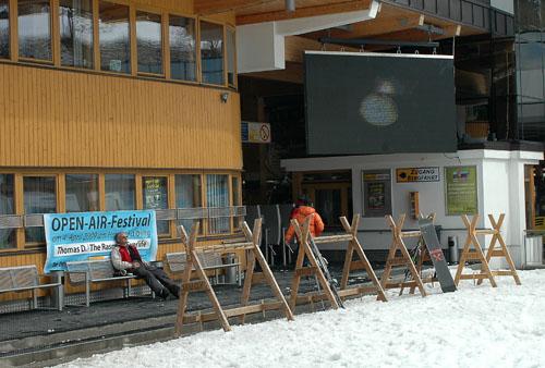 Kurort narciarski Hauser Kaibling odwiedza stosunkowo mało turystów. Fot.: Jarosław Tondos/TravelFoc