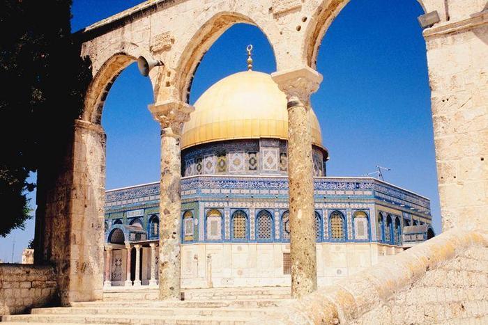 Jerozolima - Kopuła Skały