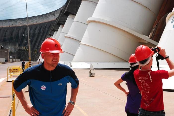 Hydroelektrownia Itaipu Binacional