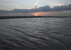 Słone jezioro