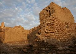 Ruiny przodków-Sahara