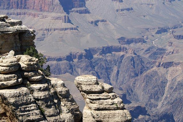 Grand Canyon raz jeszcze, ilość ujęć jest nieograniczona...