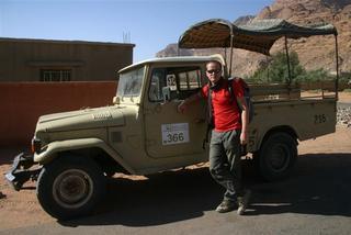 Wadi Rum- safari na czerwonej pustyni