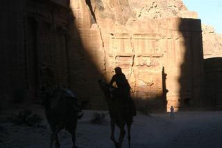 Petra- różowe miasto