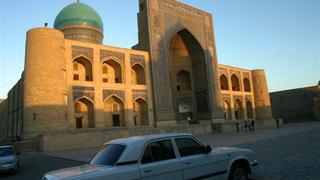 Najwyższy minaret 47 metrów w Uzbekistanie- Kalon, Buchara