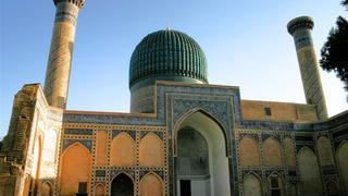 Mauzoleum Timura Chromego w Samarkandzie