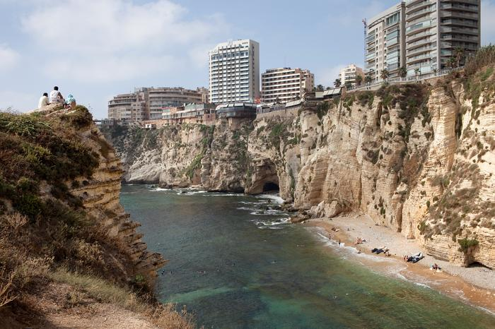Bejrut. Burzliwa historia stolicy Libanu