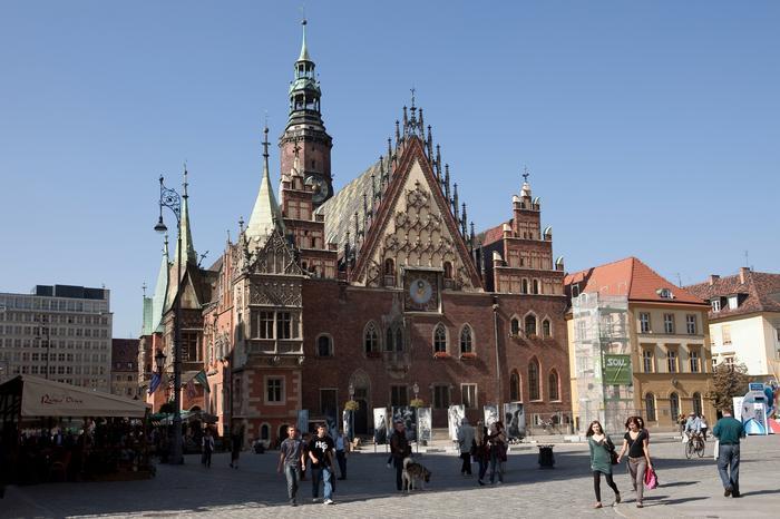 Wrocław: Europejska Stolica Kultury 2016 - co warto zobaczyć