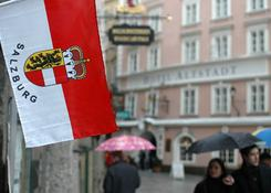 Salzburg to jedno z najciekawszych i najczęściej odwiedzanych przez turystów miasta Austrii. Fot.: J