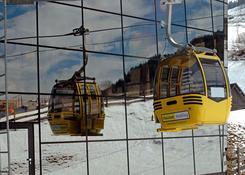 Austriacki kurort Hauser Kaibling może się pochwalić bardzo nowoczesną stacją narciarską. Fot.: Jaro