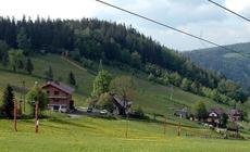 Przełęcz Salmopolska to prócz Skrzycznego jedna z głównych atrakcji Szczyrku. Fot. Jarosław Tondos/T