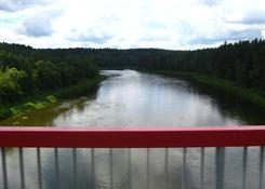 rzeka Niemen