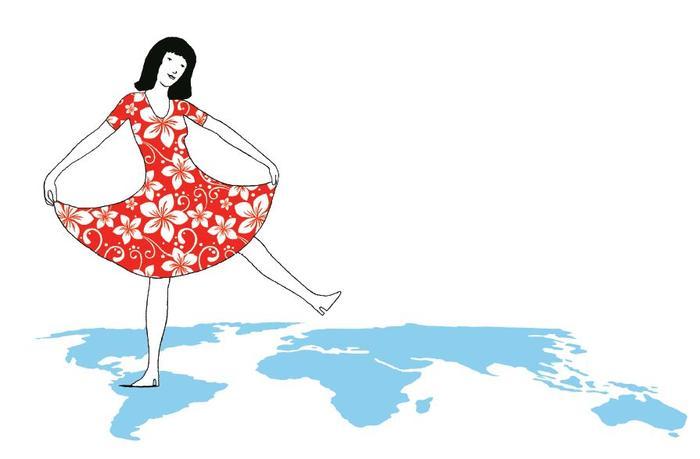 Jak samej zdobyć świat? Bądź spontaniczna i chodź własnymi ścieżkami, ale zawsze miej oczy szeroko o