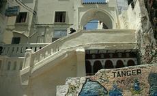 Tangerska Medyna, czyli Stare Miasto, nie jest może najbardziej okazałe, ale zgubić się w nim nietru