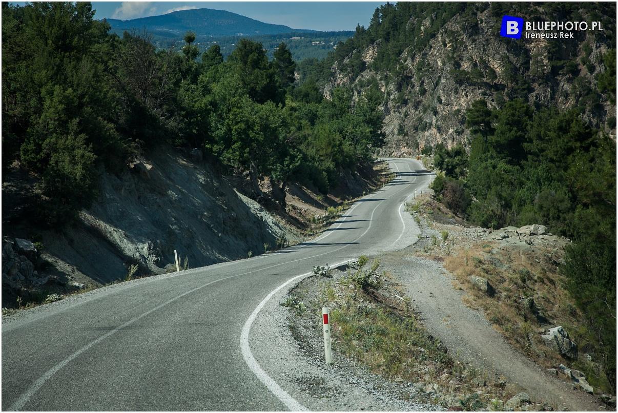 Turcja - lokalne drogi
