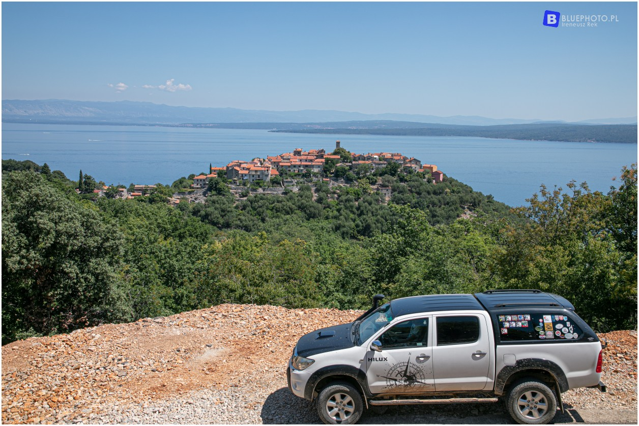 Chorwacja - miasto Beli