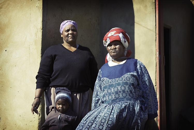 Mieszkańcy prowincji Kwazulu - Natal, ojczyzny Zulusów w RPA