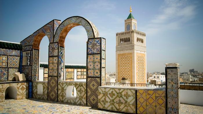 meczet w Tunisie
