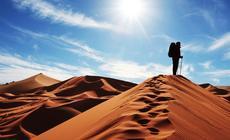 wędrówka przez Saharę