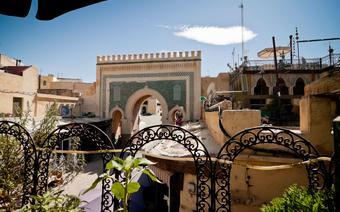 medina w Fezie