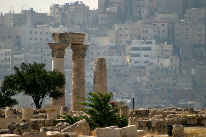 Amman starożytny i współczesny