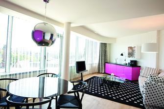 Edynburg: Missoni Hotel