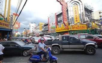 Bangkok. Khao San Road.