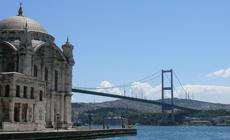 Most Galata i Cieśnina Bosfor