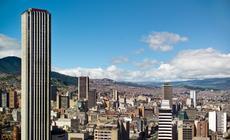Panorama Bogoty