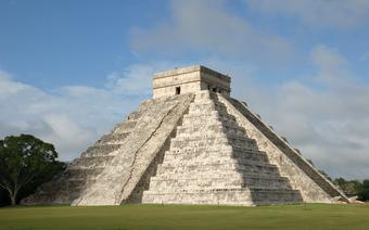 Piramida Majów Chichen Itza