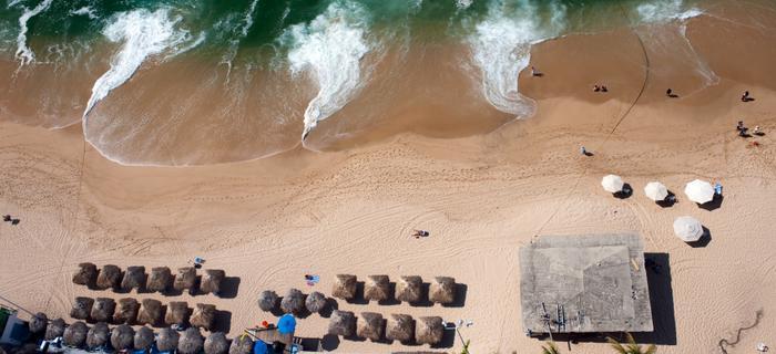 Plaża w Acapulco