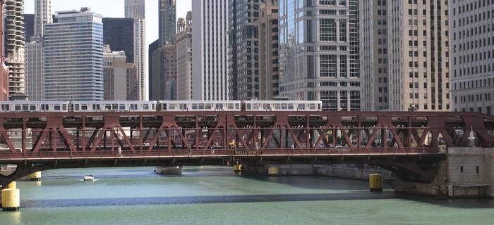 Most na Rzece Chicago
