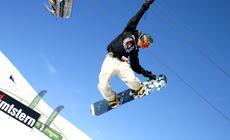 Snowboard w Szwajcarii
