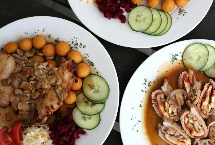 Tradycyjne czeskie dania