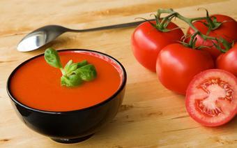 Gazpacho - hiszpańska zupa pomidorowa na zimno