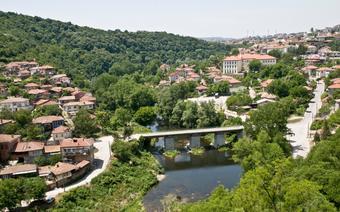 Wielkie Tyrnowo. Bułgaria