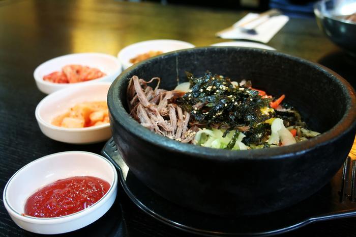 Koreański ryż
