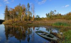 Lato w regionie Malpils