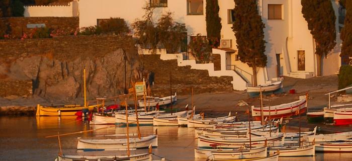 Dom Salvadora Dalego w Port Lligat
