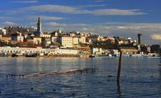 Belgrad, Stare Miasto nad rzeką Sawą