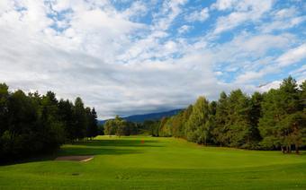 w Polsce panuja bardzo dobre warunki do uprawiania golfa