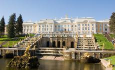 Letnia rezydencja Katarzyny Wielkiej