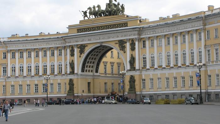 Muzeum Hermitage w Sankt Petersburgu