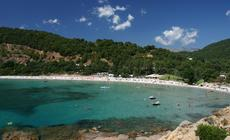 Plaża na Korsyce