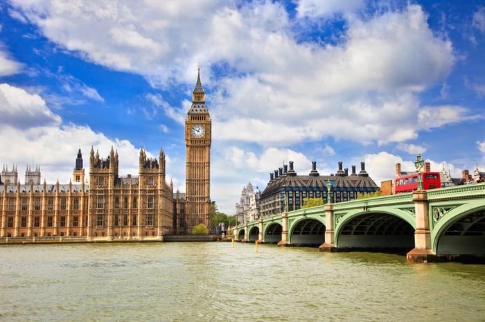 Najbardziej znane zabytki Londynu: Big Ben i Parlament