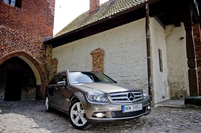 Nadwozie nowego Mercedesa, może się podobać